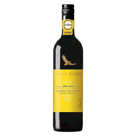 WOLF BLASS - Yellow Label - Shiraz, 75cl.